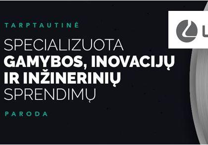 Labochema parodoje BALTTECHNIKA 2017