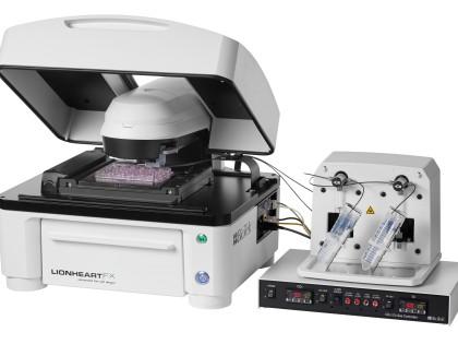 Lionheart™ FX automatinis gyvų ląstelių analizatorius