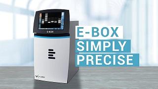 Naujos kartos Ebox CX5 gelių dokumentavimo sistema