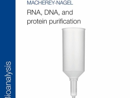 """NucleoSnap® Plasmid Midi, efektyvesnis būdas """"sugauti"""" plazmides"""